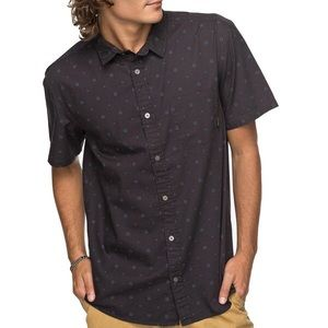 Quiksilver Printed Button Down